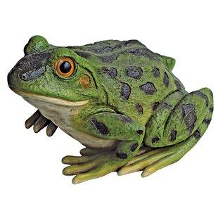 Large Outdoor Frog With Binoculars Wayfair