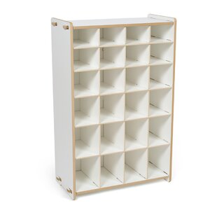 Viv + Rae Halle 24-Compartment 24 Pair Shoe Rack