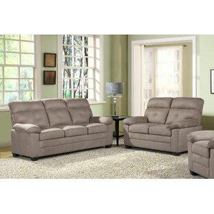 Blomquist 2 Piece Living Room Set