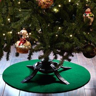 Village Christmas Tree Stand.Kate Christmas Village Artificial Tree Stand Joss Main