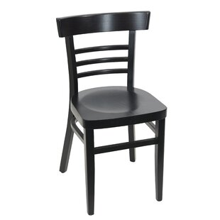 Giulia Solid Wood Dining Chair by BFM Seating Reviews