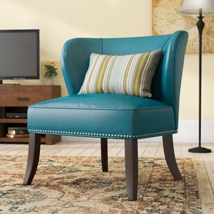 Madill Slipper Chair by Gracie Oaks