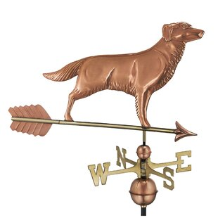Retriever Weathervane by Good Directions