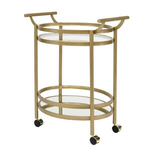 Dabrowski Bar Cart by Mercer41