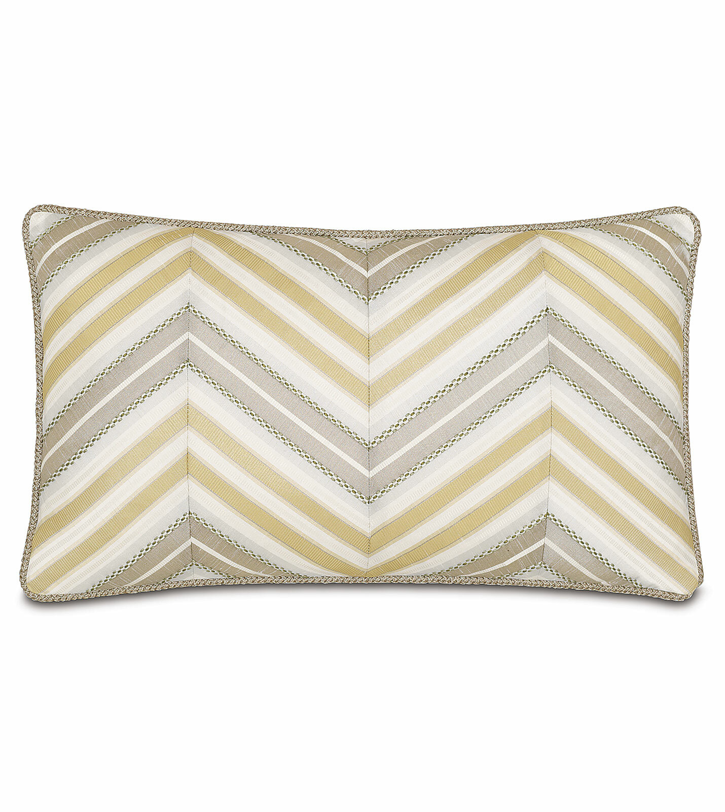 Eastern Accents Wakefield Genevieve Citrine Diagonal Lumbar Pillow Perigold