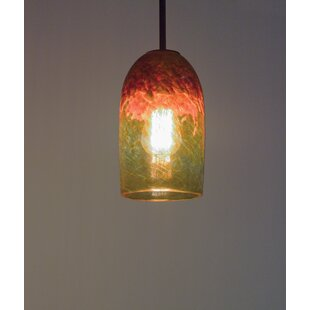 Lapointe 1-Light Bell Pendant by Bloomsbury Market