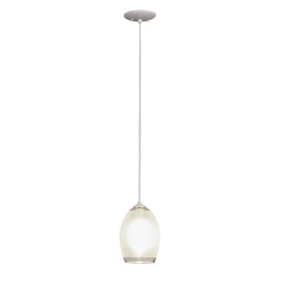 1-Light Cone Pendant by Meyda Tiffany