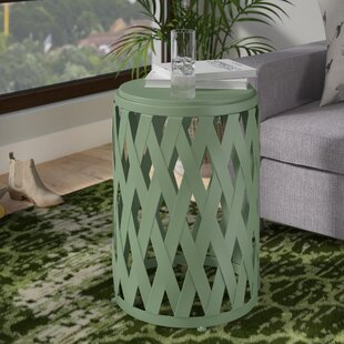 Great choice Quillen End Table By Wrought Studio
