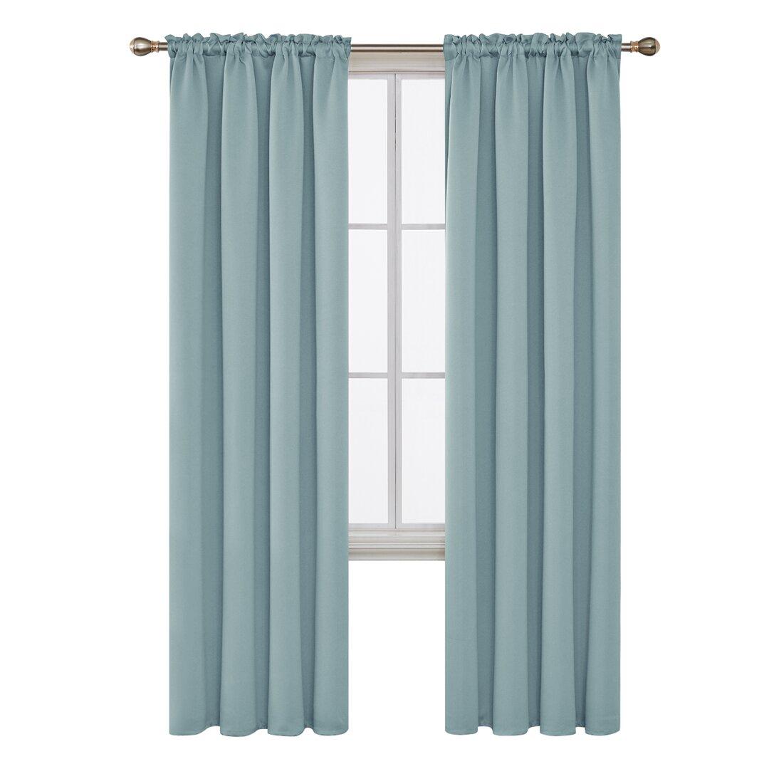 Jarmericus Blackout Thermal Curtains