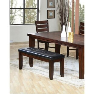 New Sikes Wood Bench By Union Rustic
