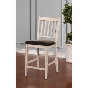 Jadyn Upholstered Dining Chair (Set of 2) Longshore Tides