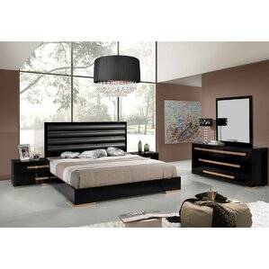 Bedroom Sets with Lights in Headboard