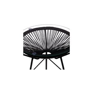 Aymond End Table by Ivy Bronx