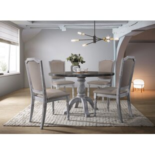 Scarlett 5 Piece Dining Set Ophelia & Co.