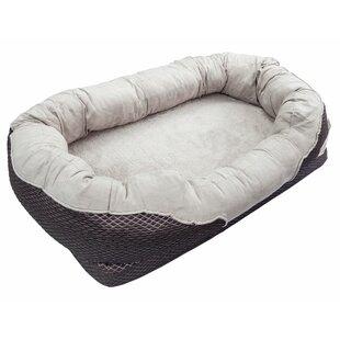 Super Bock Orthopedic Snuggly Sleeper Dog Bolster Inzonedesignstudio Interior Chair Design Inzonedesignstudiocom