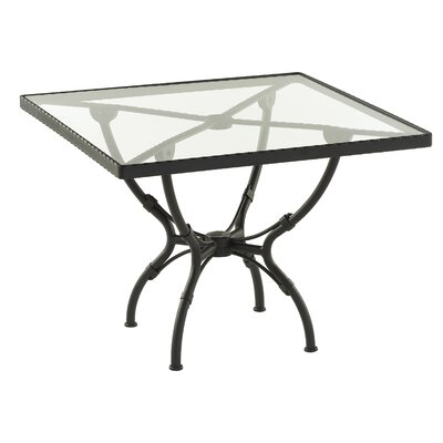 Aikens Glass Dining Table by One Allium Way Today Only Sale