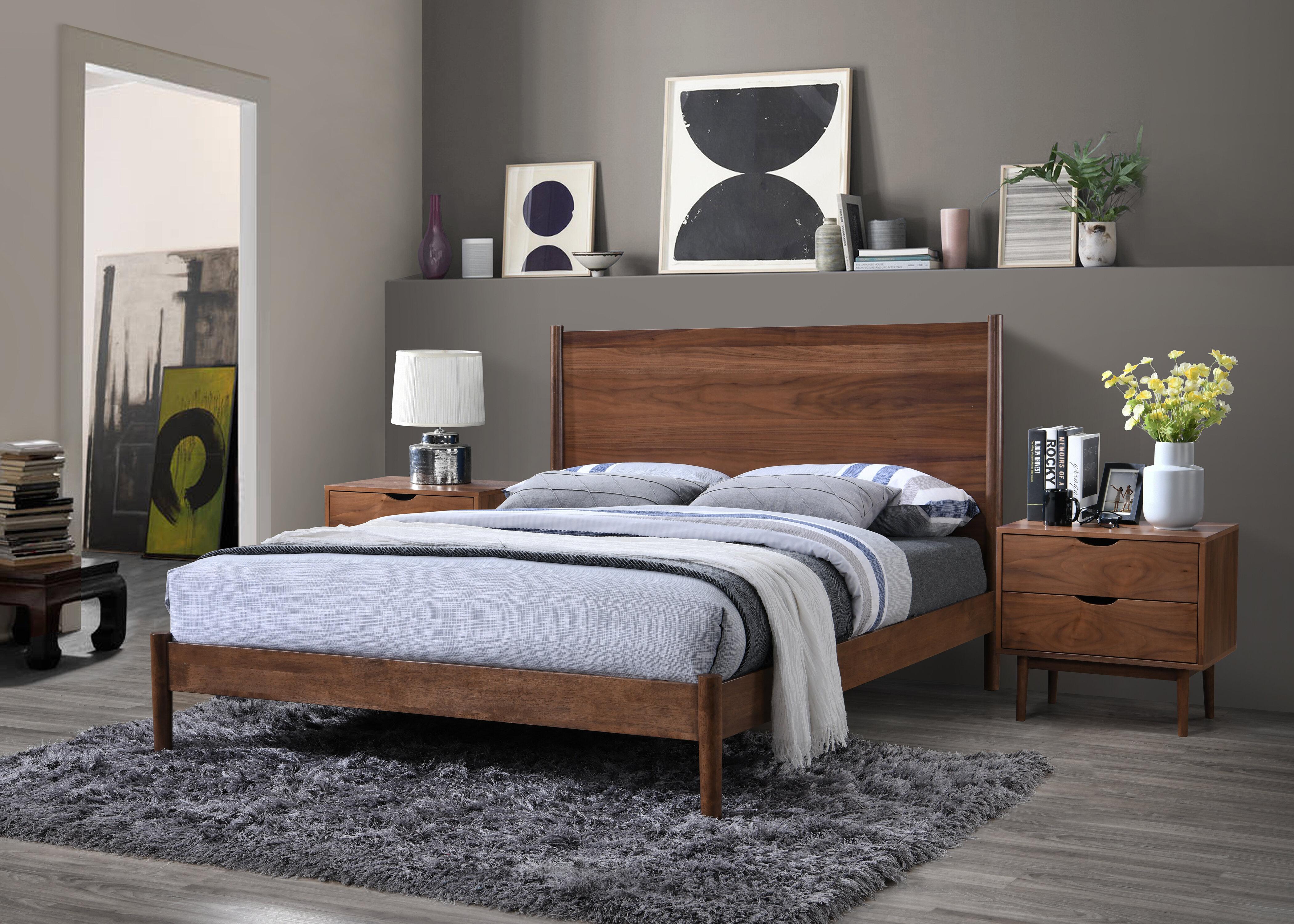 Hibbs Platform 3 Piece Bedroom Set Allmodern