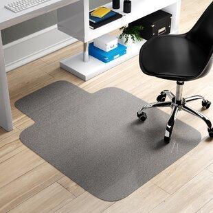 Hard Flooring Chair Mat By Wayfair Basics
