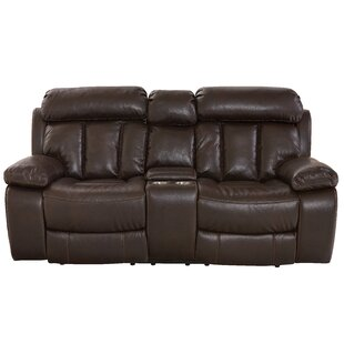 Shop Kuester Reclining Loveseat by Alcott Hill