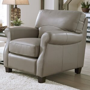 Carlisle Armchair by Lazzaro Leather
