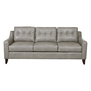 Levell Leather Sofa