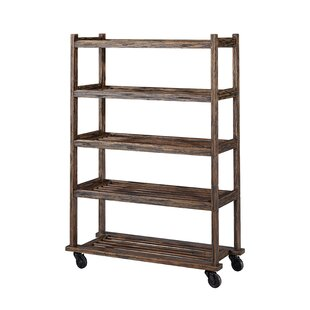 Partin Etagere Bookcase by Union Rustic New