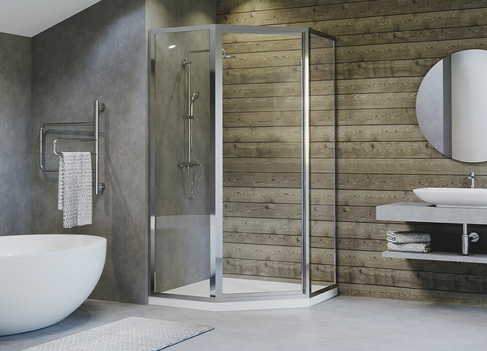 Walk In Shower Designs How To Create The Best For Your Bathroom Wayfair