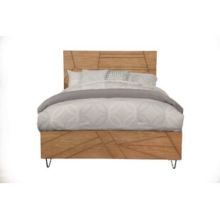 Benjamin Solid Wood Platform Bed by Langley Street