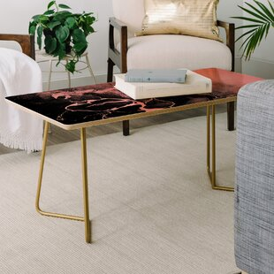 Compare Emanuela Carratoni Coffee Table by East Urban Home Reviews (2019) & Buyer's Guide