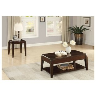 Lando 2 Piece Coffee Table Set