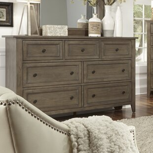 Birch Lane™ Carly 7 Drawer Dresser Image