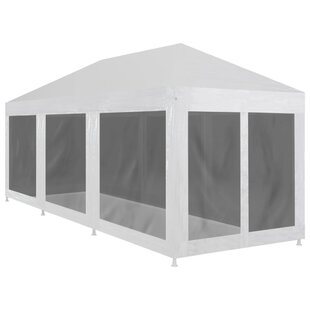 3m X 9m Steel Party Tent By Freeport Park