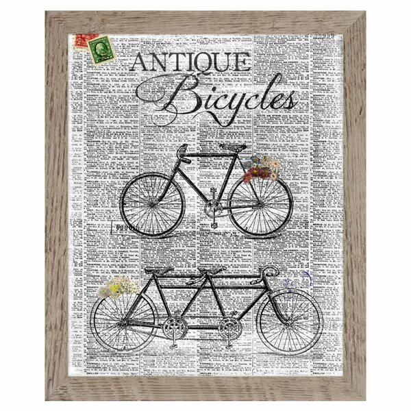 Antique Bicycle Pictures Wayfair