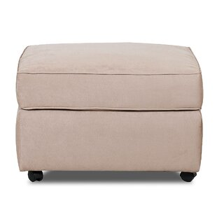 Madison Ottoman by Klaussner Furniture