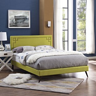 Compare & Buy Kerley Upholstered Platform Bed by Everly Quinn Reviews (2019) & Buyer's Guide