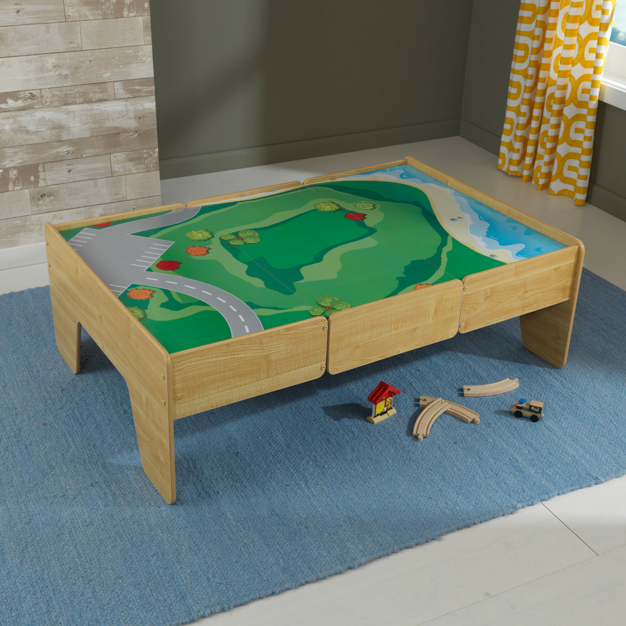 Picture of: Kids Table With Storage You Ll Love In 2020 Wayfair