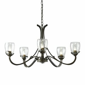 Aubrey 5-Light Candle-Style Chandelier