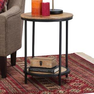 Price comparison Suazo End Table by Williston Forge