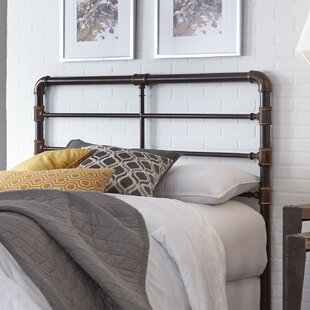 Willa Open-Frame Headboard by 17 Stories