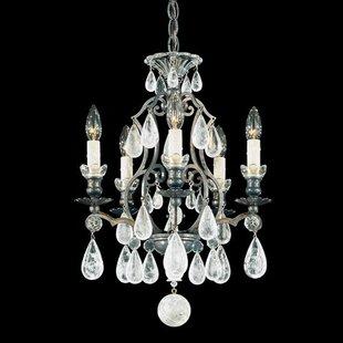 Schonbek Versailles 5-Light Chandelier