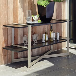 Del Mar Tiered Console Table by Tommy Bahama Outdoor Best Design