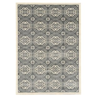 Harvin Gray Indoor/Outdoor Area Rug