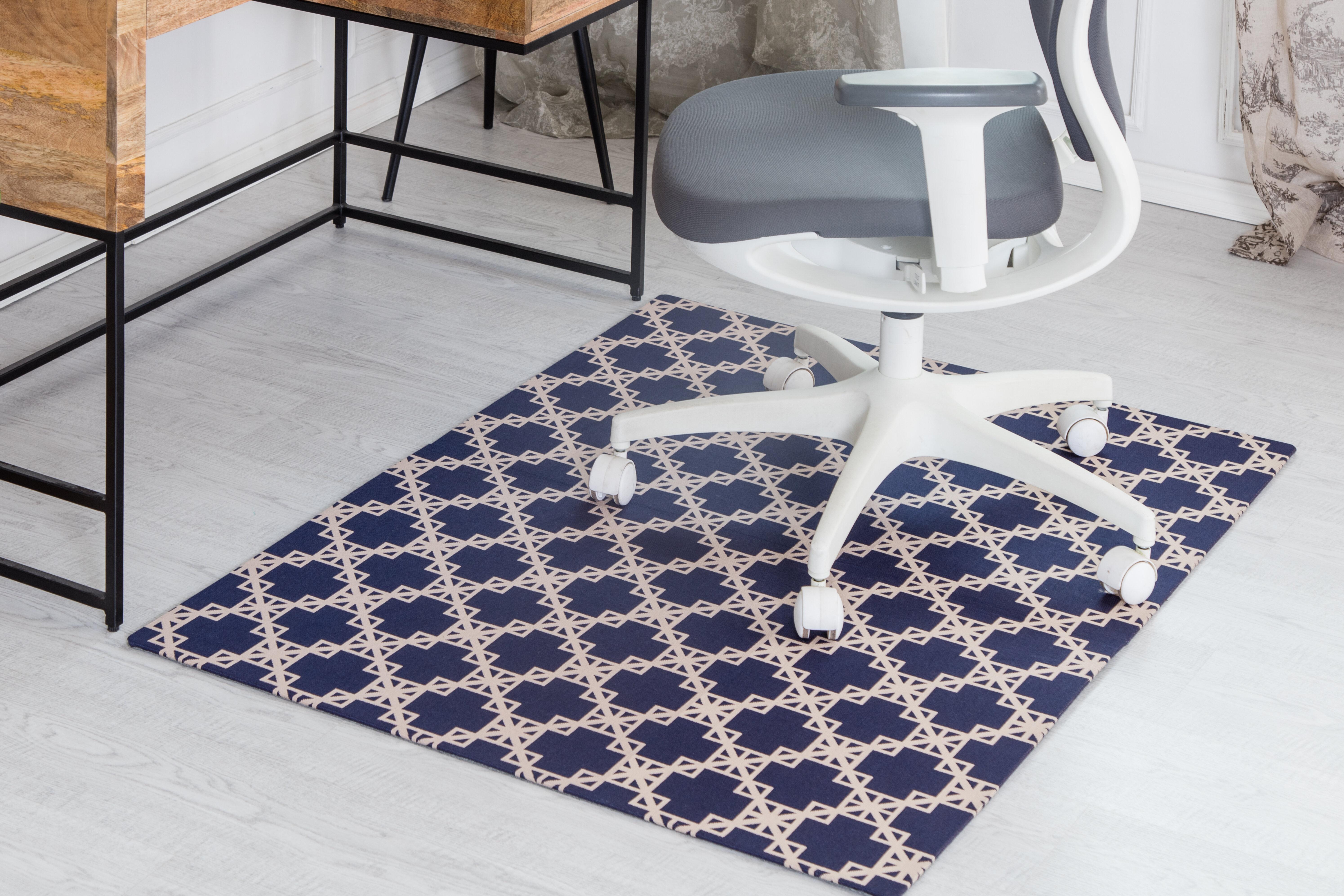 Anji Mountain Low Pile Carpet Straight Rectangular Chair Mat Wayfair