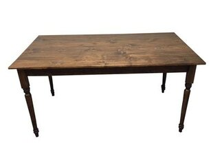 August Grove Coventry Wood Dining Table