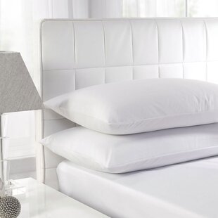 Sandra Venditti Duck Feather Standard Pillow (Set of 2)