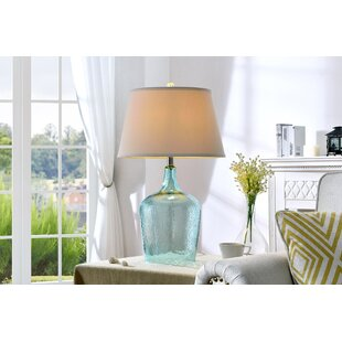 OK Lighting Ocean Breeze 27'' Table Lamp