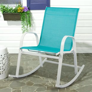 Keanu Rocking Chair by Ebern Designs