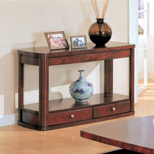 Review Benicia Console Table By Wildon Home ®