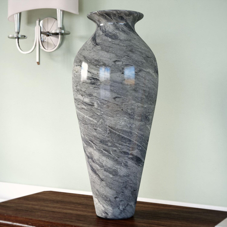 Canora grey marbleized glass vase reviews wayfair reviewsmspy
