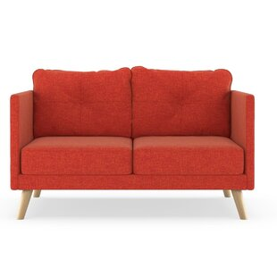 Croll Loveseat by Corrigan Studio